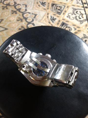 a8d3e852dd4 Relógio invicta zeus bolt original
