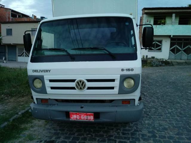 Vw caminhão 8.150- delivery