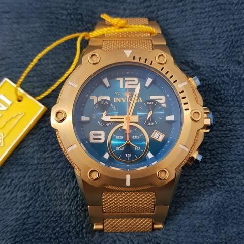 35009ce9e85 Relógio invicta original