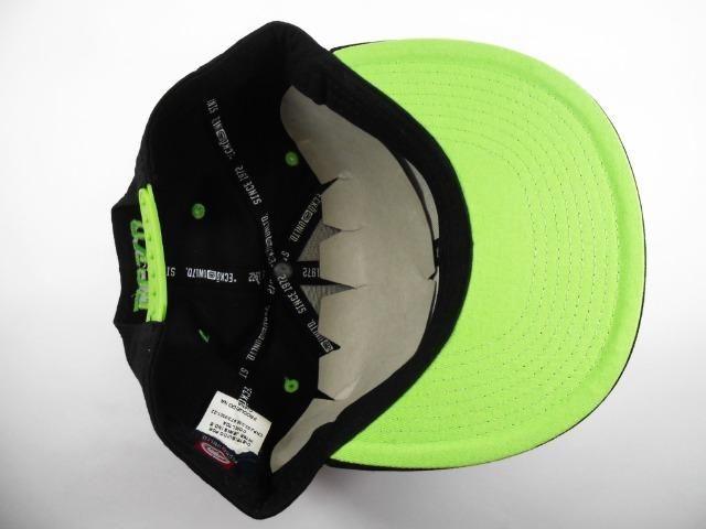 Boné Ecko Unltd. Crucial Snapback - Black Green - Bijouterias ... d55487d88ad