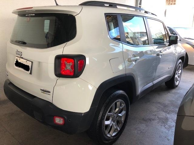 Jeep Renegade Lngtd 2.0 At 2015/2016 Diesel Branco - Foto 4
