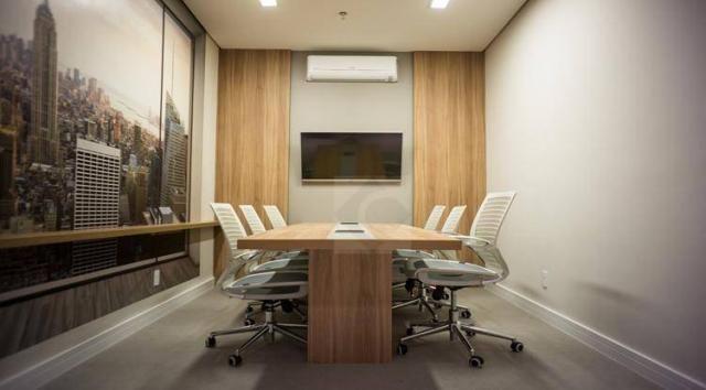Sala para alugar, 42 m² por R$ 1.500/mês - Condomínio Sky Towers - Indaiatuba/SP - Foto 7