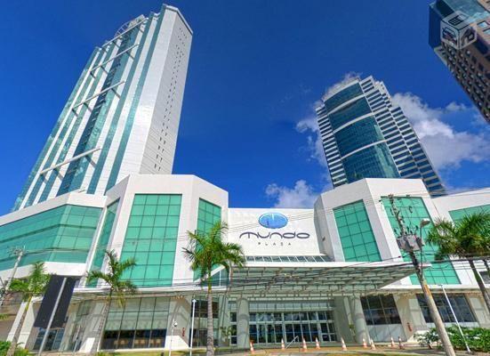 Sala Comercial Mundo Plaza 60m² com 2 vagas. Unidade Privilegiada alta Tancredo Neves