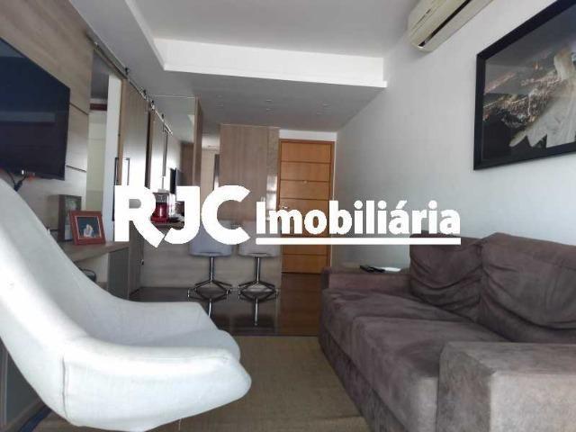 Exclusivíssimo! Condº Hidra Novo Infra total! Tijuca ,Varanda 02 Qtos, Suite, Sol Manhã - Foto 2