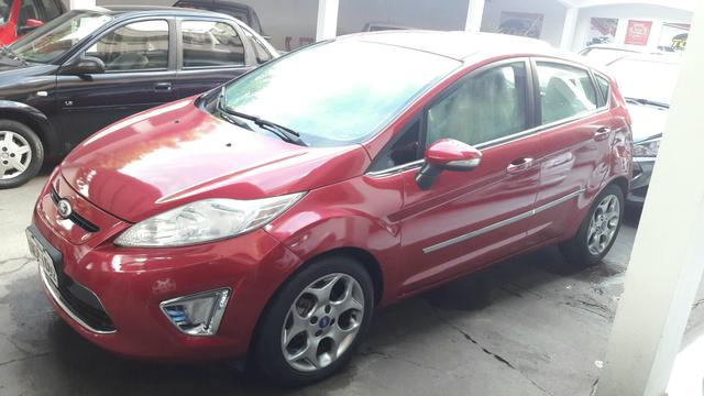 New Fiesta 1.6 Completo 2012 - Entrada Reduzida