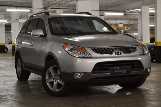 Hyundai Veracruz GLS 3.8 - Blindado Steel - Impecável - Pneus novos - 2010