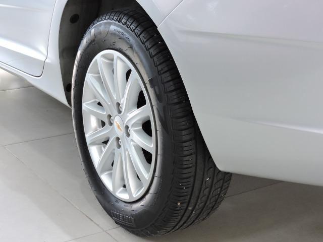 Gm - Chevrolet Cobalt LTZ 1.4 mec. completo + My Link prata - Foto 8