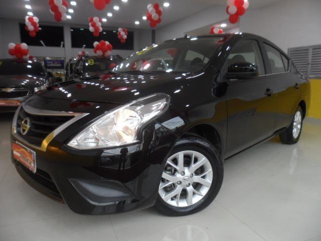 Nissan Versa 1.6 Sv flex Praticamente 0km (Aprovo com Score Baixo e por Telefone) - Foto 4
