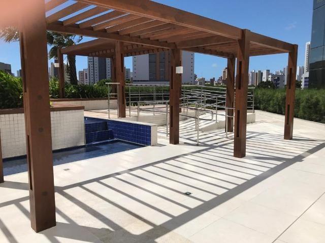 139 - Vendo salas comerciais no BS Tower de 34 m² - Praia de Iracema - Foto 4