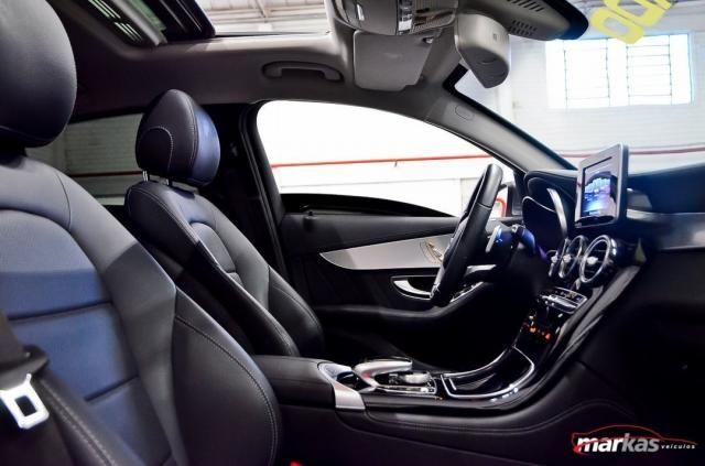 Mercedes GLC 250 2.0 4MATIC 211HP TETO 4X4 NIVEL 3 NA LAF BLINDADOS GARANTIA ATE 2022 4P - Foto 11