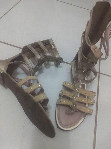 Sandália gladiadora - Foto 2