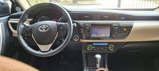Toyota Corolla Altis 2.0 Blindado - Foto 2