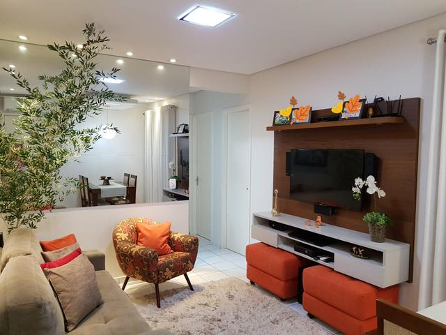 Apartamento à venda: 2 dormitórios, lazer completo e portaria 24 horas!