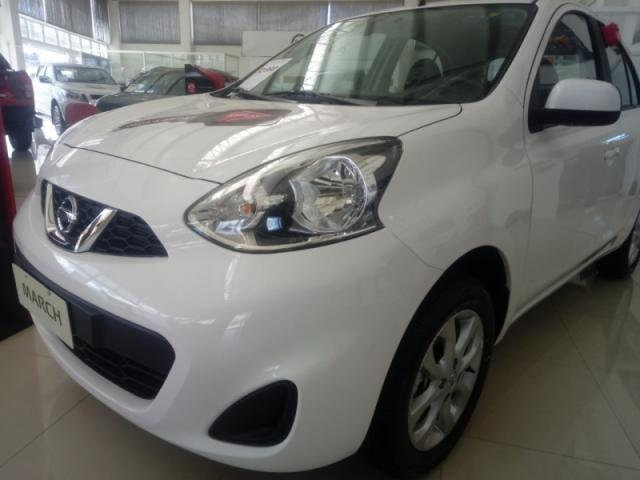 NISSAN  MARCH 1.0 SV 12V FLEX 4P MANUAL 2019 - Foto 10