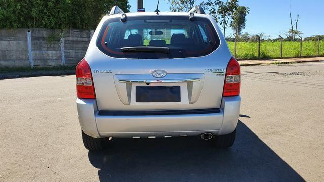 Hyundai Tucson GLS Aut. Flex 2014 - Foto 10