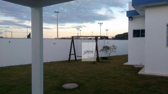 Linda casa no Viverde com 4 quartos - Foto 15