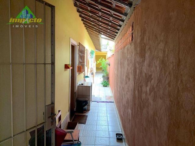 Casa com 2 dormitórios à venda, 70 m² por R$ 250.000 - Maracanã - Praia Grande/SP - Foto 8