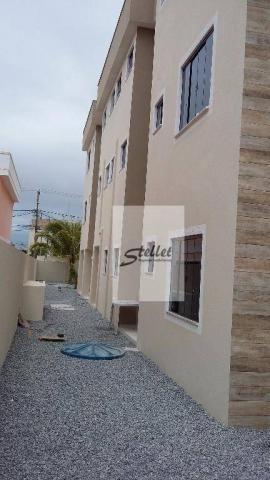 Ótimo apartamento com 2 dormitórios à venda, 52 m² por R$ 149.000 - Floresta Da Gaivota -  - Foto 16