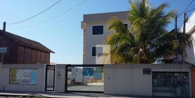 Ótimo apartamento com 2 dormitórios à venda, 52 m² por R$ 149.000 - Floresta Da Gaivota -  - Foto 2