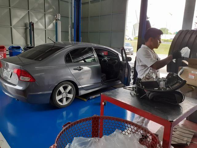 Vendo Civic completo automático tudo novo nada pra fazer!