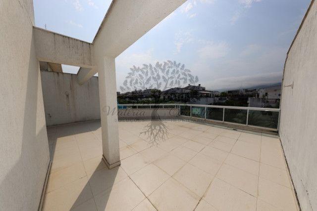 Cobertura com 3 quartos - Gleba A no Recreio dos Bandeirantes-RJ - Foto 4