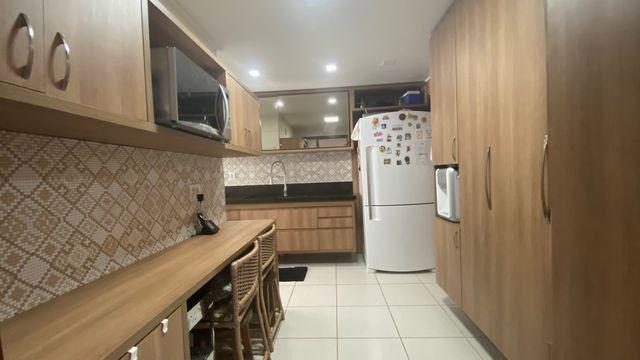 Excelente apartamento,92m2-3Qtos+1DCE-Capim Macio - Foto 8