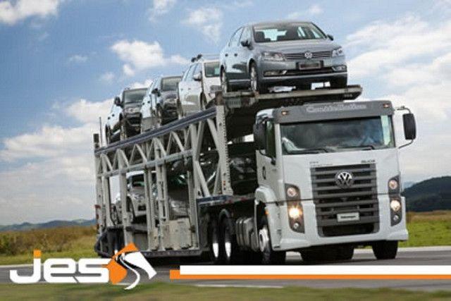 Transportes de Veículos e Motocicletas em Caminhão Cegonha