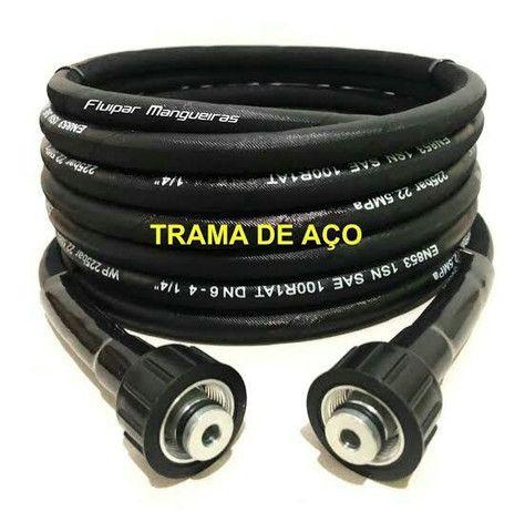 Mangueiras Hidraulicas/ pneumáticos - Foto 4