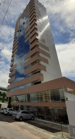 Flat em Manaíra Mobilíado a 50 metros do Shopping Manaíra