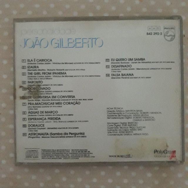CD João Gilberto - Personalidade - Foto 3