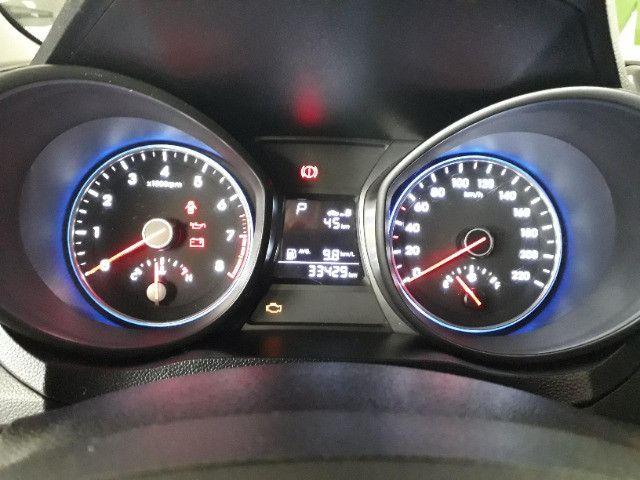 Hb20 1.6 automático top de linha 33.000km - Foto 14