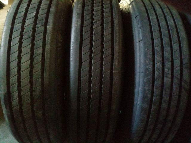 Pneus Usados p/ Caminhão Caminhonete (225 65 R 17, 235 70 R 16) - Foto 2