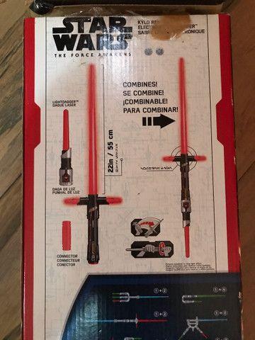 Espada star wars Bladebuilders! Na caixa! - Foto 2