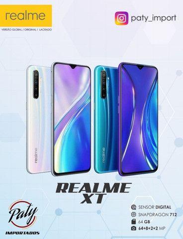 Realme XT 128GB Pronta Entrega Lacrado - Paty Importados