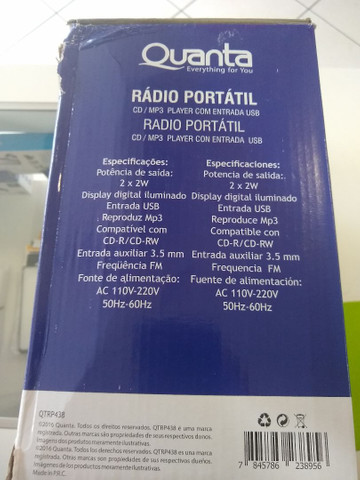 Rádio novo  - Foto 2