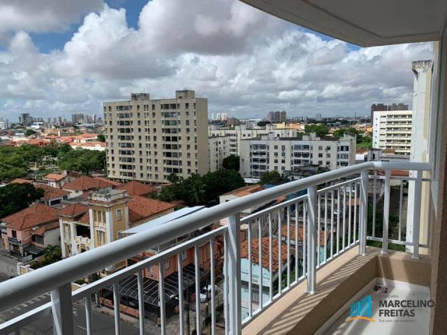Apartamento com 2 dormitórios à venda, 53 m² por R$ 360.684,20 - Jacarecanga - Fortaleza/C - Foto 7