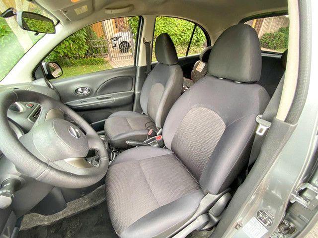 Nissan March SR 1.6 completo 2012 - Foto 11