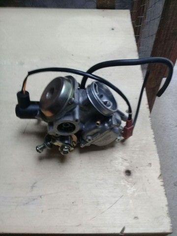 Roda de murgmam e carburador  - Foto 3