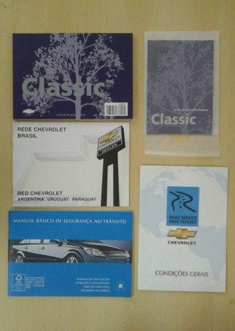 Manual do Proprietário: Celta, Classic, Prisma, Montana e Meriva - Foto 7