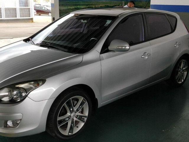Hyundai I30 2.0 MPI 16V Gasol. 4P AUT. 2011 Prata