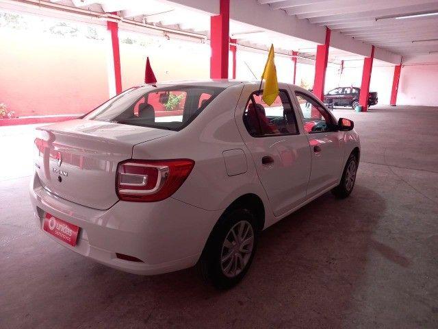 Renault Logan Life 1.0, o sedã compacto mais espaçoso do Brasil!!! - Foto 5
