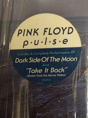 Laser Disc- Pink Floyd Pulse  - Foto 5
