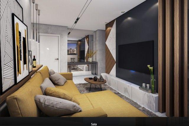 Apartamento De  1 e 2 Quartos Centro-BH Com Lazer - Foto 4