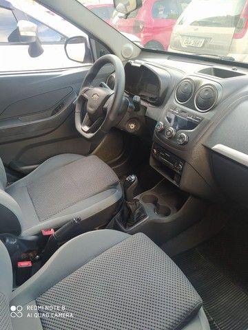 Chevrolet Montana 2014 completa com GNV - Foto 4