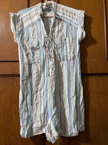 Macaquinho Dress To P  - Foto 3