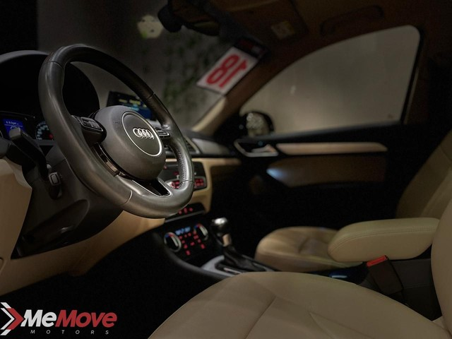 Audi Q3 Ambiente 1.4 TFSI - 2018  - Foto 11