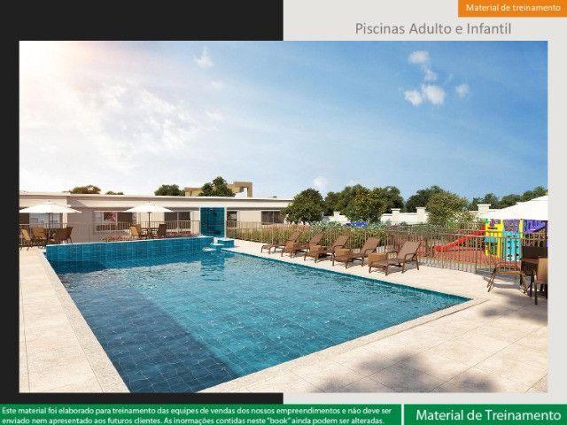 710: Condomínio ilha de aruba// 2 dorm// localizado na cohama//_ - Foto 7