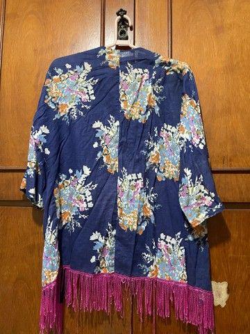Kimono tam único  - Foto 2