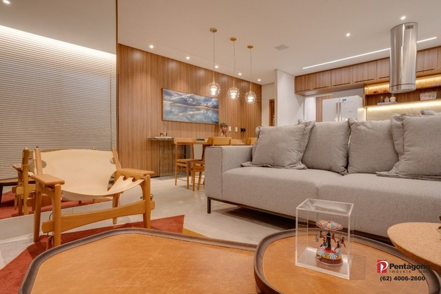 Apartamento à venda com 2 dormitórios em Setor oeste, Goiânia cod:24065