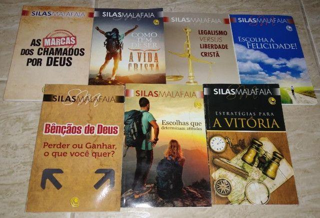 Coleção de livros do Silas Malafaia - Foto 2